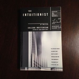 """Colson Whitehead """"The Intuitionist"""""""